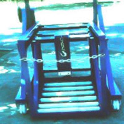 Carro Porta Baterías