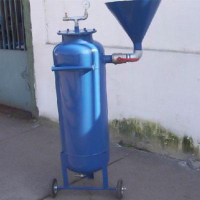 Inyector de lechada para hormigón